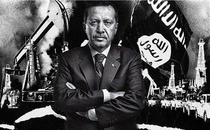 Erdogan, Turchia e ISIS in Siria: facce della stessa-medaglia
