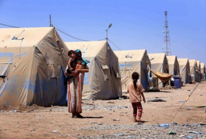 Maxmur Kurdistan Iraq Turchia