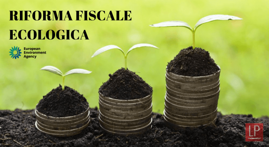 Una riforma fiscale ecologica contro l'aumento dell'IVA