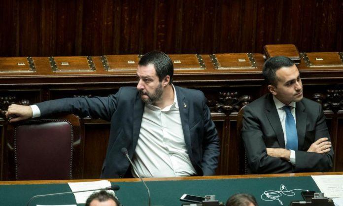 Salvini, il taglio dei parlamentari e le poltrone