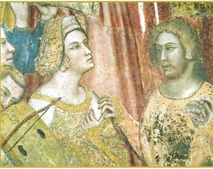regina Giovanna l d'Angiò