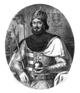 regina Giovanna I d'Angiò