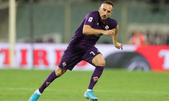 Ribery Fiorentina Napoli