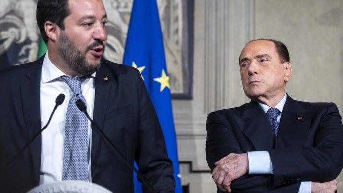 Altra Italia Berlusconi