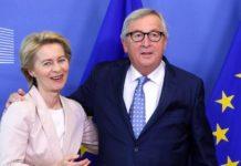 von der leyen commissione europea migrazioni