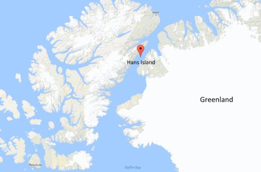 L'Artico in pillole: la contesa dei liquori nell'isola Hans