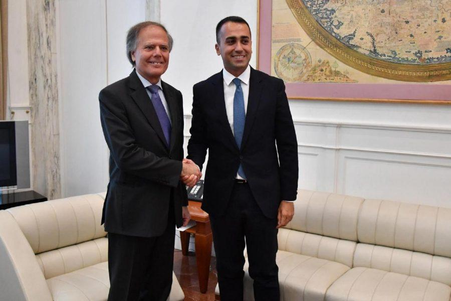 Conte bis Di Maio ministro degli Esteri Conte bis