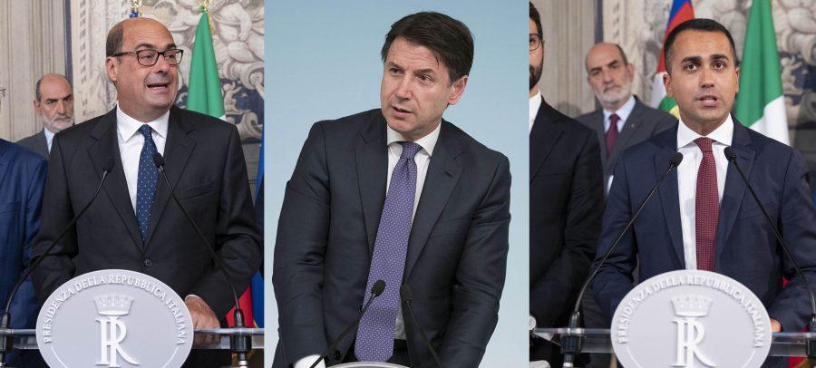 Governo di svolta Governo del cambiamento Accordi di governo