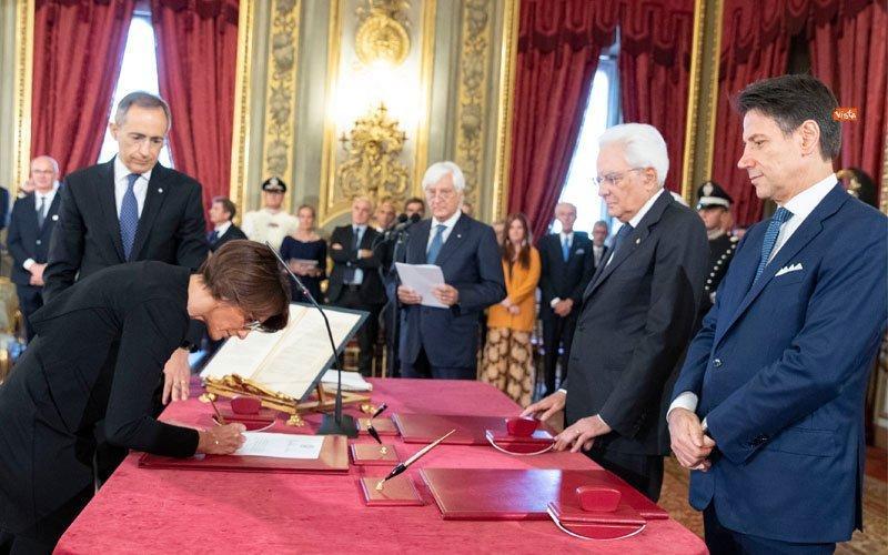 Elena Bonetti, la neo ministra per le Pari Opportunità e la famiglia