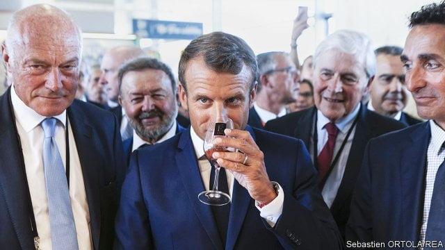 ruolo europeo della Francia con Macron