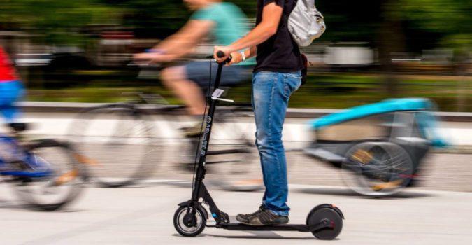 Micromobilità elettrica, muoversi in città non è mai stato così eco-friendly