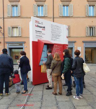 Areaz Z Zanichelli parole da salvare Bologna