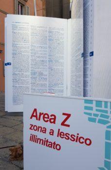 Area Z Zanichelli Bologna parole da salvare