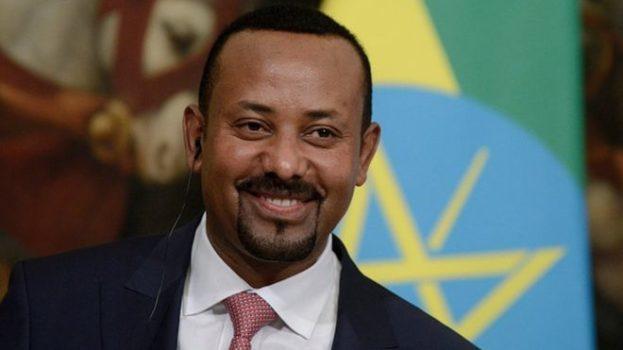 Abiy Ahmed, Nobel per la Pace 2019