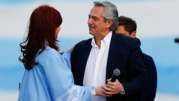 Argentina Fernández Macri