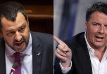 Confronto Renzi-Salvini e dibattito politico: la sindrome dello specchio