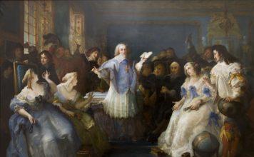 """Il salotto letterario di Catherine de Rambouilet: il riformismo delle """"salottiere"""""""