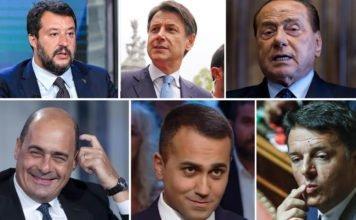Il dissenso che porta alla disfatta e al suicidio dei leader politici: Salvini docet