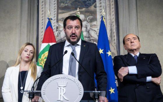 destra orgoglio italiano manifestazione