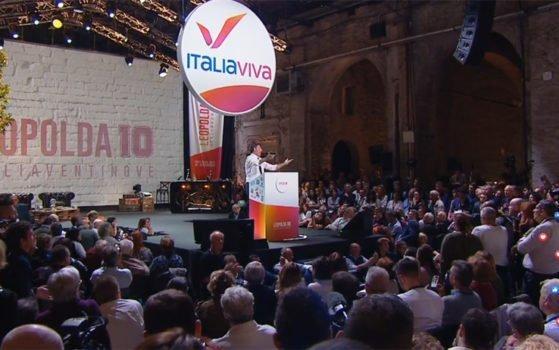 Renzi Italia Viva Leopolda