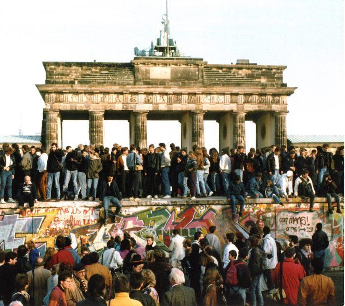 Muro di Berlino muri paura