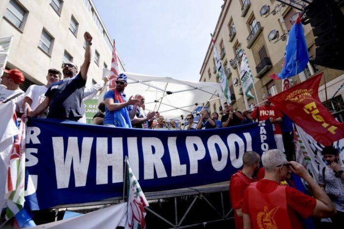 Caso Whirlpool sindacati