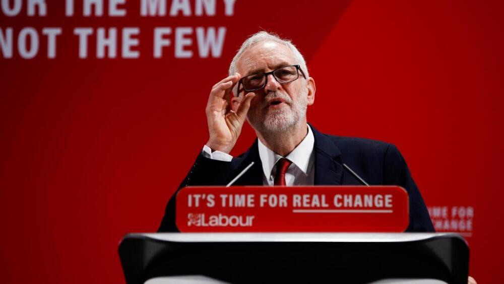 Corbyn-manifesto-laburisti-elezioni in Gran Bretagna-Brexit
