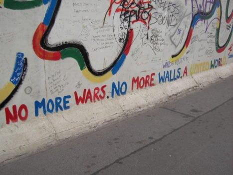 Il Muro di Berlino ostalgie