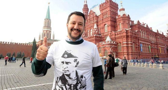Bettino Craxi fu bersagliato da monetine: perché a Salvini non accade lo stesso per Moscopoli?