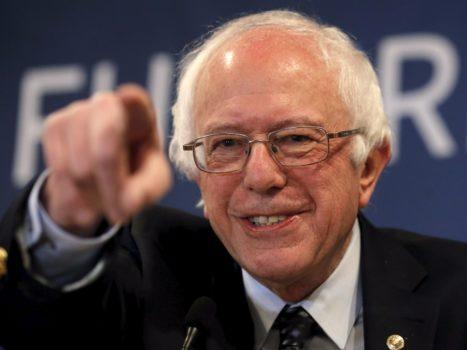 Sanders Accordo di Parigi Estinzione