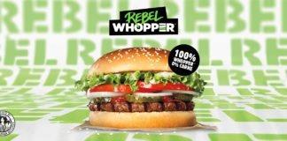 Carne sintetica nei fast food