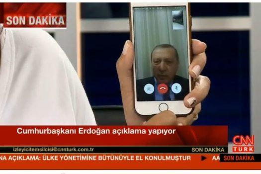 Erdogan Turchia golpe