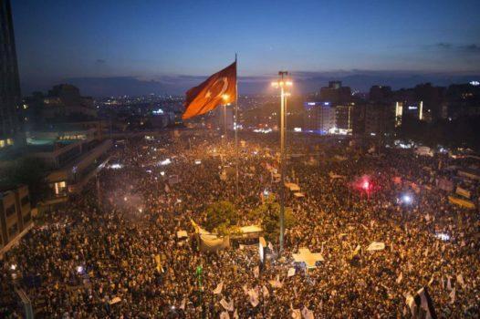Gezi Park proteste