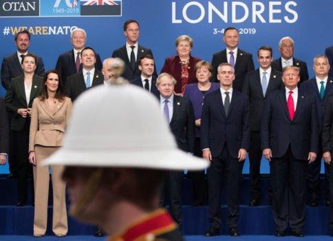 NATO - Vertice di Londra