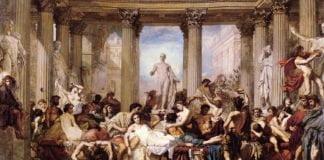 Saturnalia: le ritualità pagane e solstiziali dell'antica Roma, Saturno
