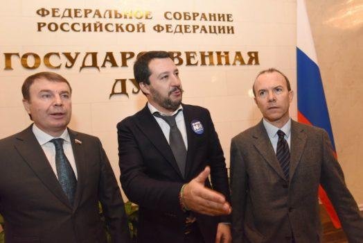 finanziamento pubblico ai partiti open russiagate