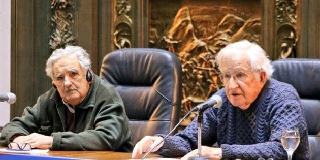 Documentario Chomsky & Mujica