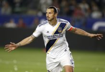 Ibrahimovic Los Angeles