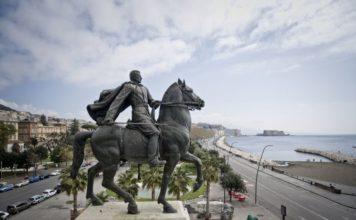 Diaz monumento