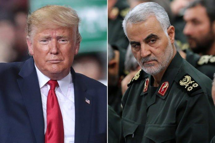Iran Soleimani Trump