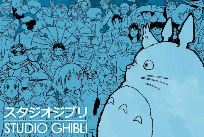 Studio Ghibli su Netflix