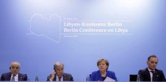 conferenza di berlino libia italia