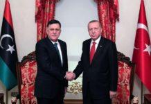 erdogan turchia libia
