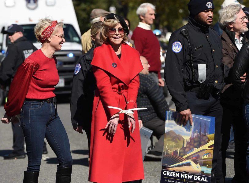 Jane Fonda ambiente