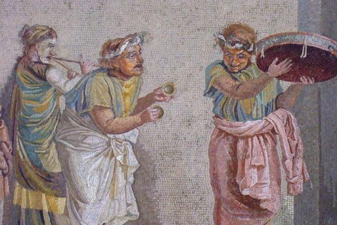 maschere teatro commedia Carnevale