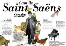 Camille Saint-Saëns e il fantastico carnevale degli animali