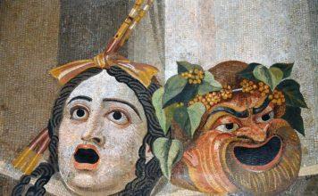 La sfrontatezza della farsa Atellana: le maschere e l'ironia