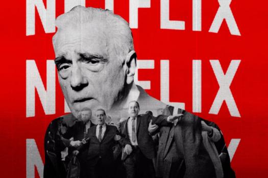 Scorzese e Netflix