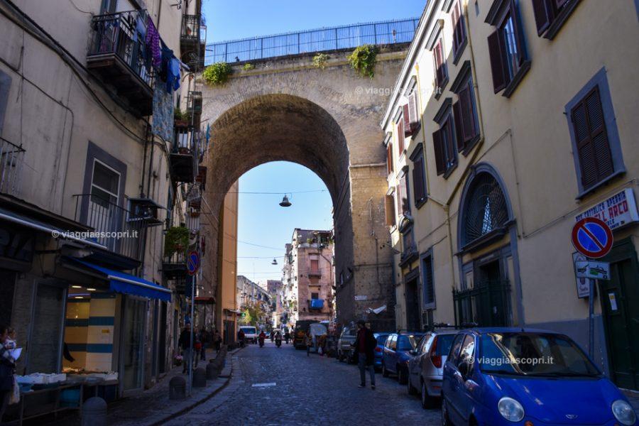 Napoli,ponte della resistenza,di Lenuccia