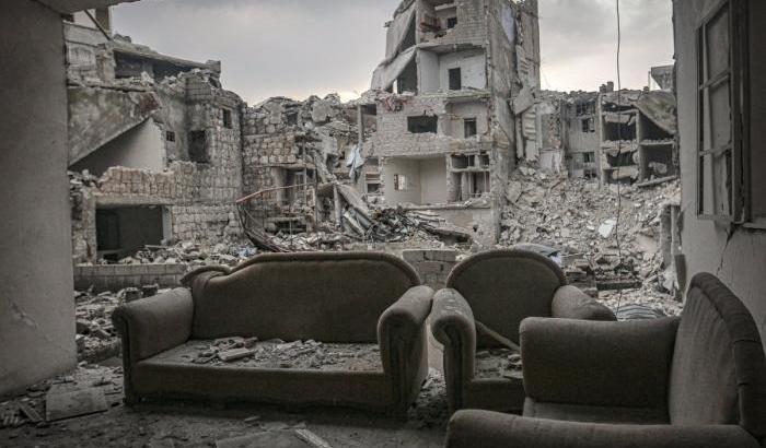 Il dramma di Idlib non è la guerra, ma l'ipocrisia vigliacca dei governi
